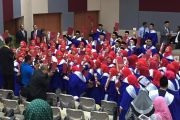 Convocation Ceremony of Pengurusan Organisasi Lestari