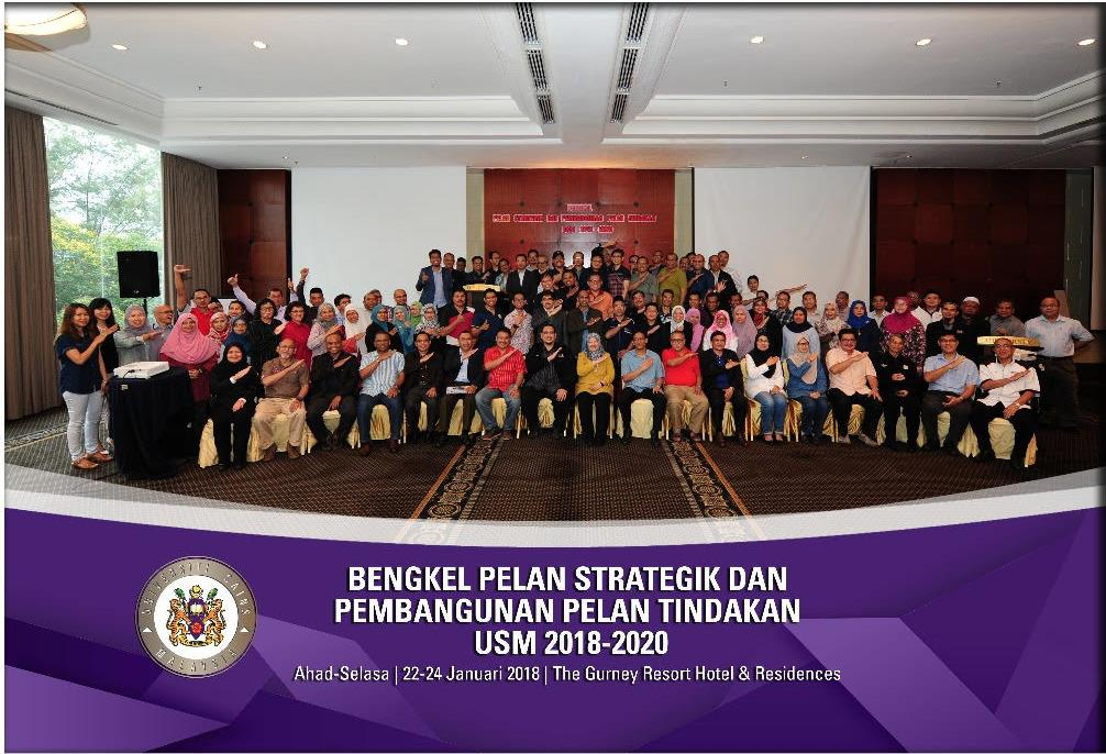 USM Strategic Planning Workshop 2